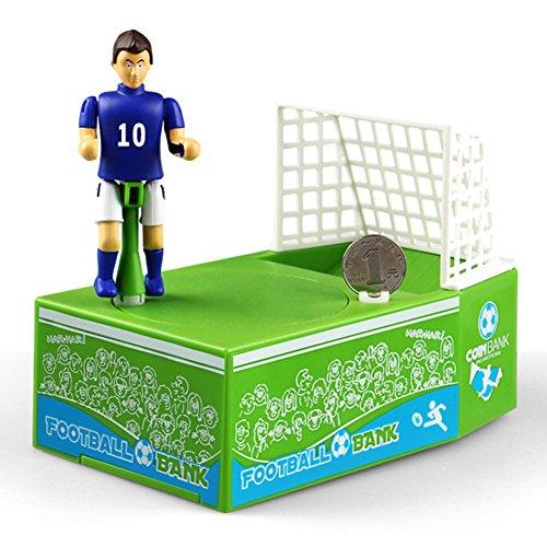 Elegante y Creativo futbolín de fútbol con Potencia eléctrica para Jugador de fútbol, Ideal como Regalo para los fanáticos del fútbol