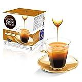 Kapseln 'Nescafé Dolce Gusto Caffe', verschiedene Varianten wie Cappuccino, Kaltgetränke, Tee, Kakao 96 ESPRESSO CARAMEL