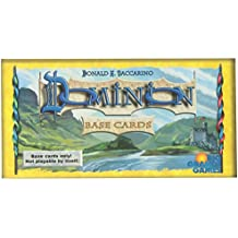 Dominion Base Cards - Juego de cartas (inicial)