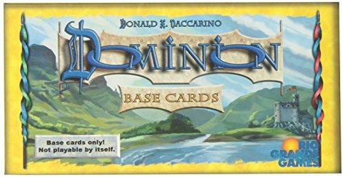 Dominion: Base Cards Juego de cartas (inicial)