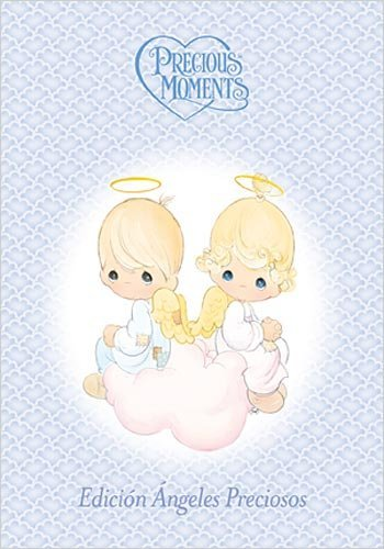 Biblia Precious Moments - ??ngeles (Spanish Edition) by RVR 1960- Reina Valera 1960 (2009-10-12)