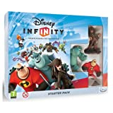 Disney Infinity Starter Pack (PS3) - [Edizione: Regno Unito]