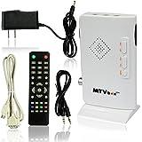 Box TV Digital VGA LCD / CRT / AV del sintonizador del palillo Box Ver Receptor Convertidor