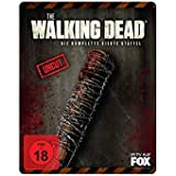 The Walking Dead Staffel 7 - Erstauflage im geprägtem Steelbook (Lucille Fan Edition) - Blu-ray