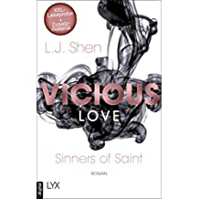 XXL-Leseprobe: Vicious Love (Sinners of Saint 1) (German Edition)