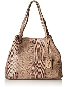 Buffalo BAG 601918 SNAKE PU 172787 Damen Shopper 40x30x20 cm (B x H x T)