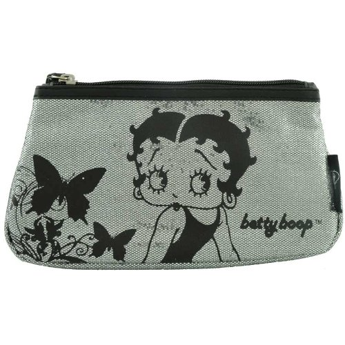 Betty Boop - Glitter - Make-up Bag, 1er Pack (1 x 100 (Up Betty Boop Make)