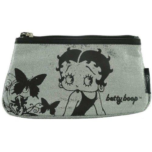 Betty Boop - Glitter - Make-up Bag, 1er Pack (1 x 100 (Make Boop Up Betty)