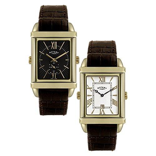 Rotary GS90022-01-10 Rotary GS90022-01-10 Reloj De Hombre