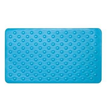 Sabichi Aqua Suction Grip Rubber Bath Mat With Cosy Bubble Foot Grip:  Amazon.co.uk: Kitchen U0026 Home
