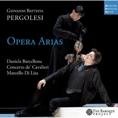 Giovanni Battista Pergolesi Opera Arias