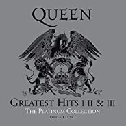 Queen Greatest Hits I, II & III - Platinum Collection -