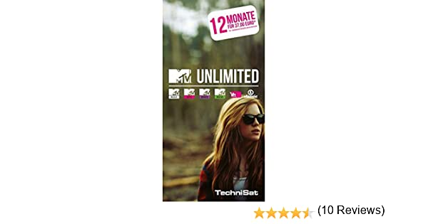 TechniSat MTV Unlimited Ticket 12 Monate: Amazon.de: Elektronik