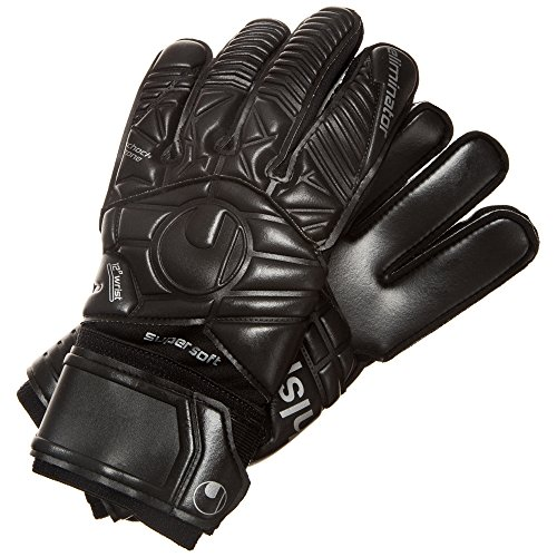 Uhlsport Eliminator Supersoft Torwarthandschuh Herren 10.0 (10,0 cm)