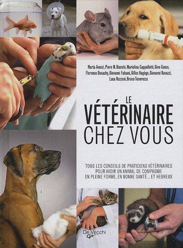Le vétérinaire chez vous par Marta Avanzi