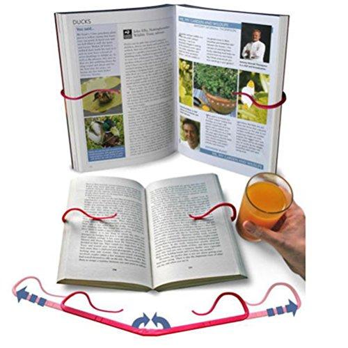 BESTOMZ Página del libro del clip (Rosa + Azul))