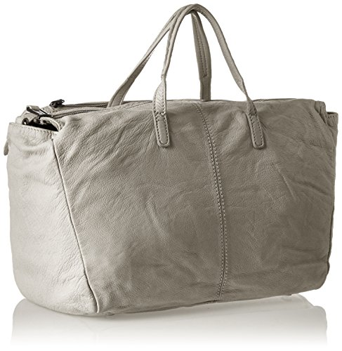 Marc O'Polo Damen 70117420302100 Five Tote, Einheitsgröße Grau (Light Grey)