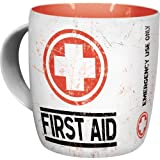 Nostalgic-Art 43008 Pharmacy First Aid, Tasse