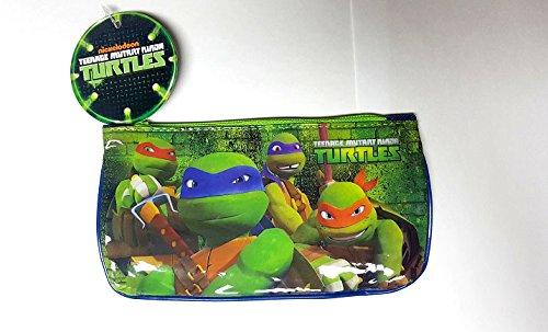 Estuche plano Tortugas Ninja
