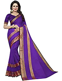 Saree For Cotton/ Silk/ Georgette/ Chiffon/ Net/ Saree For Festival/ Daily Wear/ Party Waer/ Saree For Popular... - B07F5NRDGD