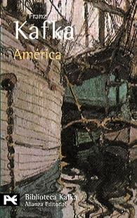 América par  Franz Kafka