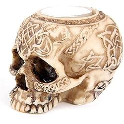 PUCKATOR Skull Tealight Holder