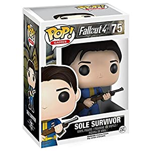 Funko Pop Único Superviviente -Sole Survivor (Fallout 4 – 75) Funko Pop Fallout
