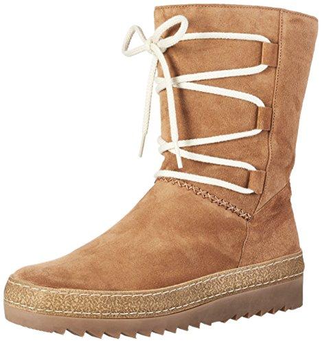 Gabor Shoes Damen Schlupfstiefel, Braun (Copper), 39 EU