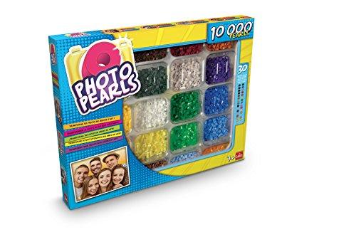Goliath - 35881.012 - Kit De Loisirs Créatifs - Recharge Photo Pearls - 10000 Perles