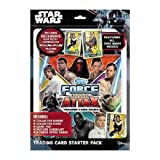 Topps Star Wars Force Attax 2017 Universe Jeu De Cartes à Collectionner Starter - Best Reviews Guide