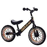 ABYYLH Balance Bike 2-6 Jahre 12 Zoll Ohne Pedale Lernlaufrad Roller Kinder Fahrrad