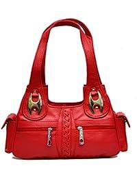 Casual Women Lady Satchel Leather Tote Handbag Shoulder Messenger Hobo Bags