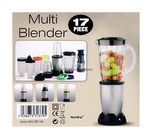 MULTI BLENDER 17PC JUICER SMOOTH...