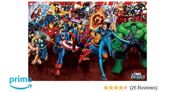 Marvel Avengers Strike Maxi Poster 61x91.5cm FP2703