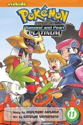 [Pokemon Adventures Diamond & Pearl Platinum: 11] (By: Hidenori Kusaka) [published: July, 2014]