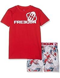 Freegun Eg.Freekado.Psh.Mz, Ensemble de Pyjama Garçon