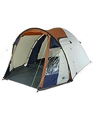 10t Outdoor Equipment 10T Corowa 4 Tienda de cúpula, Gris, Estándar