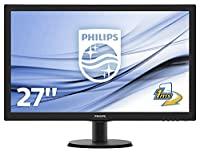 Philips V-Line 273V5LHAB 27-Inch LCD Full HD Widescreen Monitor