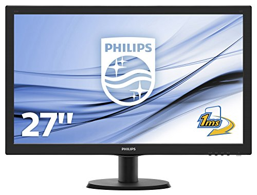Philips V-Line 273V5LHAB 27-Inch LCD filled HD Widescreen Monitor UK