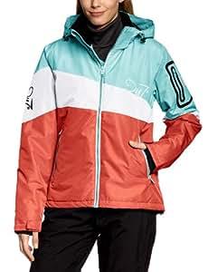 2117 of Sweden Damen Ski Jacke Womens Jacket Vallåssen, Rosered, 36, 7613980