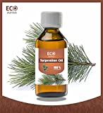 #9: Eco Aurous Turpentine Essential Oil 100% Pure & Natural Essential Oil | Turpentine Essential Oil | Tarpin Essential Oil | Medical Turpentine Essential Oil | Turpentine Oil For Wood | Pure Turpentine Essential Oil | Turpentine Essential Oil For Cleaning (Eco-Turpentine-Oil_1000ml)