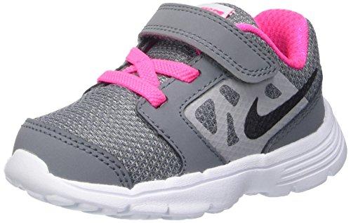 Nike Downshifter 6 Td, Chaussures Premiers Pas pour Bébé Fille