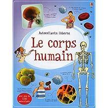 Le corps humain - Documentaires autocollants Usborne