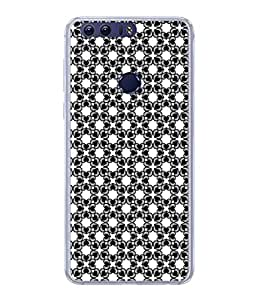 PrintVisa Designer Back Case Cover for Huawei Honor V8 (The relation of love Love connection)