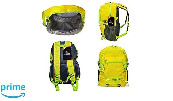 Motorcycle Waterproof Hi Viz Vis Reflective Rucksack Backpack Rain Cover
