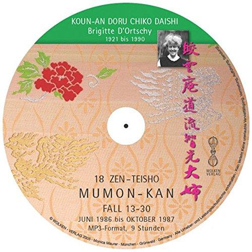 MUMON-KAN - 18 Zen-Teisho Fall 13-30 -auf 1 MP3-CD - Die torlose Schranke Zen-mp3-fall
