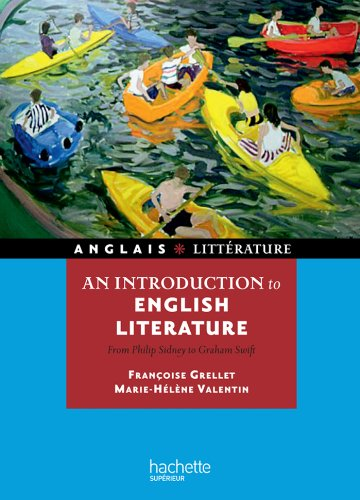 An introduction to english literature - From Philip Sidney to Graham Swift