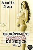 Secrètement Enceinte du Prince Vol. 3 (-18): (New Romance, Suspense, Milliardaire, Thriller, Roman Érotique)