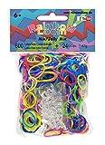 Rainbow Loom Gummibänder Mix Jelly