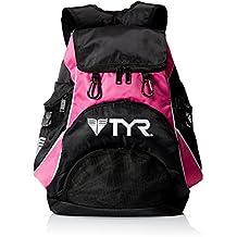 TYR Alliance Team mochila de las niñas, niña, Mochila, Alliance Team, negro / rosa